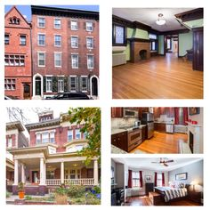 2 featured public tours this Sunday in Rittenhouse Square & University City. Open house showings begin at 11:00am ET, hope to see you out there #Philly !