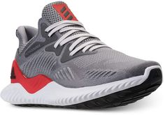reputable site d9460 8ec05 adidas Mens AlphaBounce Beyond Running Sneakers from Finish Line Cross  Training, Running Sneakers, Finish