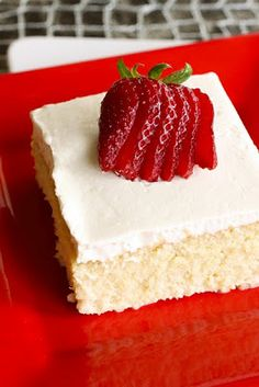 Tres leches cake -use pioneer woman's recipe