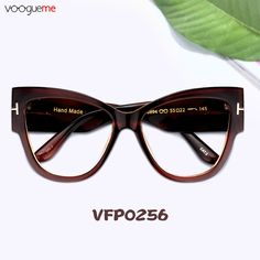 527c958fe0 Elektra Cat Eye Tawny Eyeglasses The cat eye glasses are made of  high-quality plastic