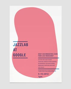 Jazzlab at Google on Behance