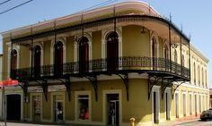 Casa Antonio Mattei Lluberas, Yauco, PR