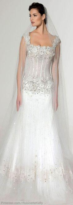 Saher Dia | Bridal Couture, S/S 2013