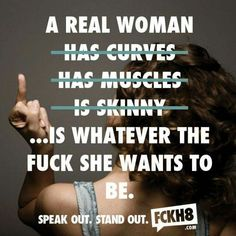 Real women ♡