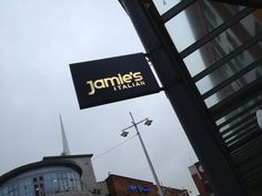 Jamie's restaurant at Gunwarf quays Portsmouth.