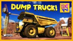 Learn About Dump Trucks for Children | Educational Video for Kids by Brain Candy TV http://video-kid.com/16065-learn-about-dump-trucks-for-children-educational-video-for-kids-by-brain-candy-tv.html  Download our videos for ad-free, offline viewing at: Your children will love learning about dump trucks in this fun 3D animated educational cartoon for kids.  Watch as we assemble a 3D ultra class haul truck (a super big and cool dump truck).  We'll learn about its various parts as we put it…