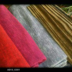 Gorgeous texture herringbone silk fabric