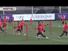 Torres y Griezmann, titulares frente al Villarreal - YouTube