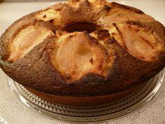 Cake simple et rapide aux poires Princesse 101