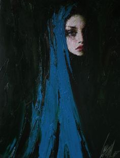 Taras Loboda 1961 | Ukrainian Portrait painter