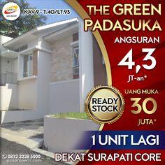 Hunian Ready Stock di The Green Padasuka! 1 UNIT LAGI! BOOKING SEKARANG!  Tersedia Tipe 40/93 DP Mulai 30 Juta! Cicilan Mulai 4,3 Jutaan! (Free Biaya KPR, BPHTB, AJB, SHM)  Info hubungi segera 0812 3238 5000 (Telp/WA) Pricelist download di www.ganproperti.com  #house #rumahnyaman #properti #perumahan #property #realestatelife #realestate #rumah #rumahminimalis #rumahku #rumahbandung #perumahanbandung #25lokasi #like4like #jualrumah #ganproperti #lokasistrategis #rumahbaru #kpr #houseoftheday
