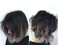 Top 17 Ombre Frisuren für kurze Haare Top 17 Ombre Frisuren für kurze Haare Neue Frisuren Ombré Hair, Hair Dos, New Hair, Trendy Hairstyles, Wedding Hairstyles, Layered Hairstyles, Popular Hairstyles, Black Hairstyles, Hairstyles 2018