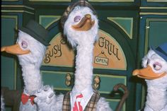 "America Sings - The Singing Geese ""How dry I am!"