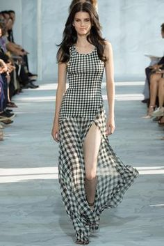 Diane von furstenberg spring 2015 ready to wear fashion show complete
