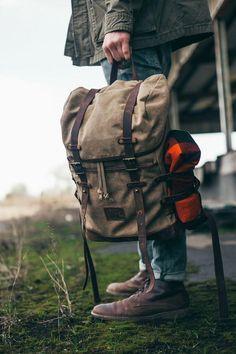 Mystery Ranch en and out mochila kletterrucksack Pack escalada senderismo Daypack
