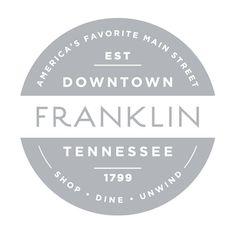 franklin, tennessee ~ www.downtownfranklintn.com ~ events, guide, calendar
