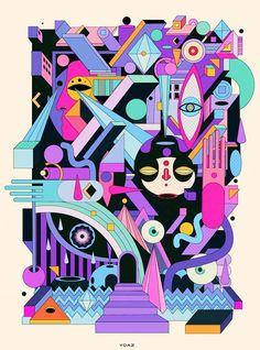 Illustration par Yoaz