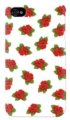 rose iPhone 4S case