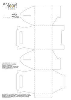 Noor! Design: Gable Box