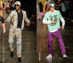 Cavalera 2014 Summer Mens Runway Collection - São Paulo Fashion Week