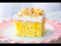 Hold on to yer horses, this Lemon Better Than Sex Cake is BETTER than the original better than sex cake! Lemon cake is for the lemon lovers! Cake Mix Recipes, Pound Cake Recipes, Dessert Recipes, Dessert Dips, Pound Cakes, Brunch Recipes, Salad Recipes, Snack Recipes, Bakken