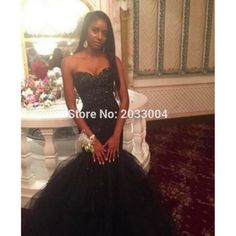 Find More Prom Dresses Information about Sparkly Glitter Long Mermaid Black Sequin Prom Dresses 2016,High Quality dress tires,China sequin mini dress Suppliers, Cheap dresses sexy from Lulu Design on Aliexpress.com