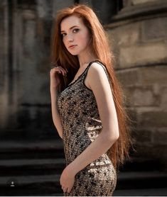 """571 Likes, 7 Comments - Redhead Rapunzels (@very_long_red_hair) on Instagram: """"Beautiful redhead at the beach, what a nice pose @carolinemaee_ Admin: @ninet_martens #redheads…"""""""