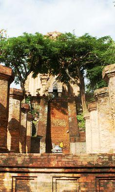 ニャチャン ポーナガール遺跡(Po Nagar, Nha Trang)