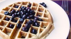 This Fluffy Gluten Free Waffles recipe is a must try! They're perfect the perfect gluten free breakfast. Visit the Bob's Red Mill site today! Waffle Recipes, Gf Recipes, Gluten Free Recipes, Healthy Recipes, Healthy Eats, Easy Recipes, Starch Recipes, Recipies, Flour Recipes