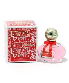 Coach Poppy Eau De Parfum - such a happy scent