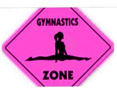 Yup it's a gymnastics zone here