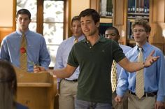 I would die if a guy asked me out like the way the guy in the movie Sydney White asks her out......