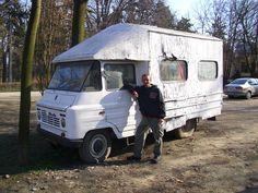 FSC Żuk camper