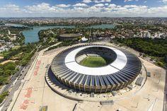 MINEIRÃO - Estádio Governador Magalhães Pinto.