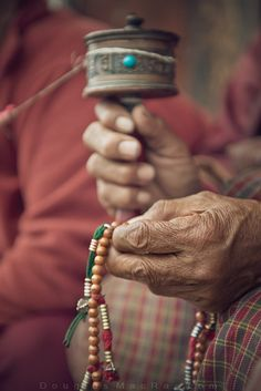 How to Use a Mala  A Mala is a string of beads used to count mantras (Sanskrit prayers) in sets of 108 repetitions.  A mantra is a word or series of words chanted aloud or silently to invoke spiritual qualities. Chanting is used as a spiritual tool in virtually every cultural and religious tradition. In the yogic tradition a mantra is a Sanskrit word that has special powers to transform consciousness, promote healing or fulfill desires.  ॐ