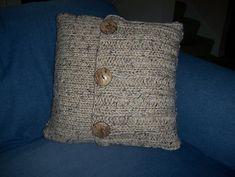Ravelry: Simple Stitch Pillow pattern by Meg Roke