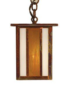 10 inch Artisan Hanging Pendant by Arroyo Craftsman - ARYO-ARH-10