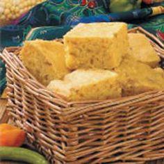 2002 Southwestern Corn Bread