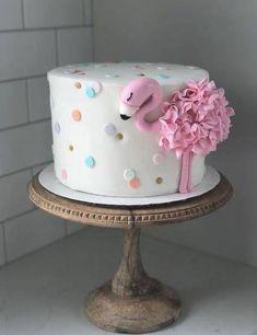 This flamingo tho Birthday cake! This flamingo tho Mini Cakes, Cupcake Cakes, Flamingo Cake, Flamingo Birthday, Hawaian Party, Gateaux Cake, Cake Makers, Salty Cake, Savoury Cake