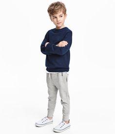 Joggers | Gray melange | Kids | H&M US