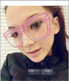 Wholesale Eye Glasses - Buy Fashion Transparent Lines Square ...