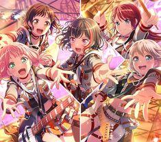 Anime Girl Drawings, Anime Artwork, Kawaii Anime Girl, Anime Art Girl, Phoenix Artwork, Cute Anime Girl Wallpaper, Pink Blood, Friend Anime, Pastel Palette