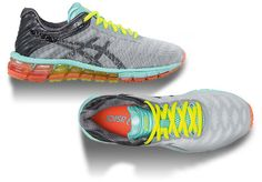 Running Shoes For Men. Sneakers happen to be a part of the fashion world for more than perhaps you believe. Modern day fashion sneakers bear little likeness to their early forerunners however their popularity continues to be undiminished. Women's Slip On Shoes, Sock Shoes, Shoe Boots, Women's Shoes, Asics Running Shoes, Best Running Shoes, Walking In High Heels, Shops, Nursing Shoes