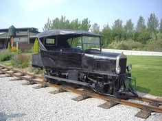 Track Inspection Car