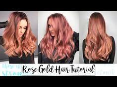 Kuvahaun tulos haulle mydentity rose gold hair