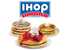 Join the Pancake Revolution at IHOP for FREE Meals!