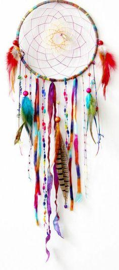 1001+ Ideen Für Traumfänger Basteln   Erfahren Sie Mehr über Die  Indianische Tradition