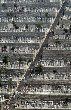 Chai Wan Cemetery   Hong Kong