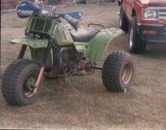 My Brother's 1984 #Kawasaki #Tecate - Darrin