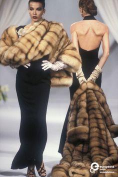 Christian Dior, Autumn-Winter 1989, Couture on www.europeanafashion.eu